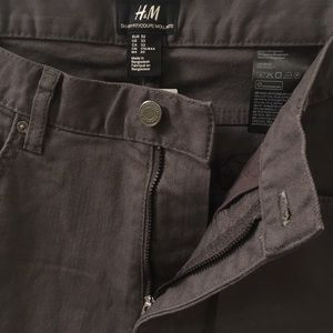 H&M | Skinny Fit Jeans 33W NWT